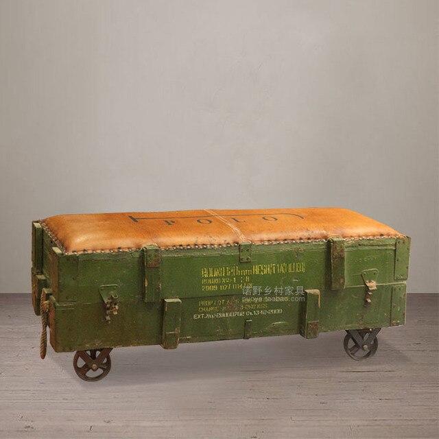India importados industria del mueble rústico vieja bala cartuchos ...