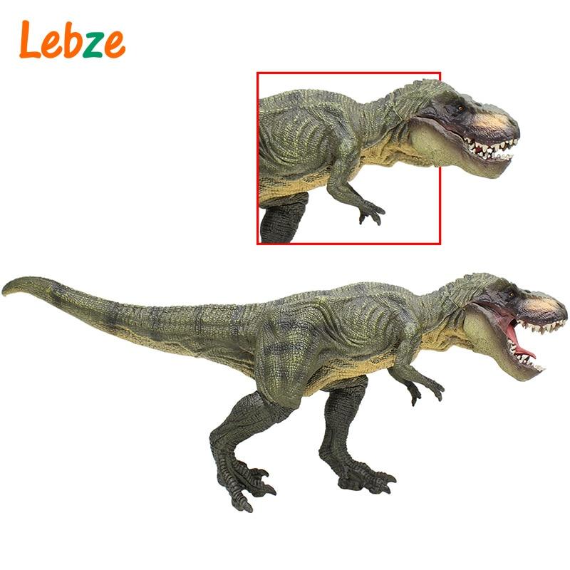 Tyrannosaurus Rex Dinosaur Action Figures Non-toxic Rubber Dino Toys Best Gift For Boy Kids