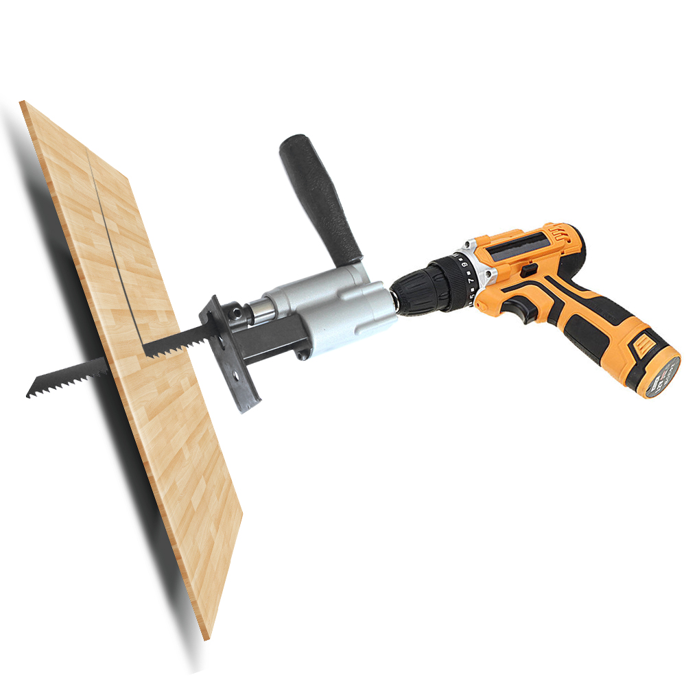 Portable Reciprocating Saw Powerful Wood Cutting Saw Electric Wood/ Metal Saws With Sharp Blade Woodworking Cutter