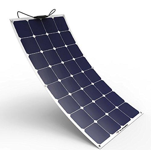 Original New Sunpower Solar Panel 18v 100w Flexible Solar