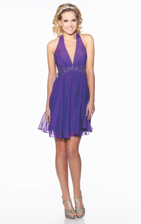 Moderno Vestidos De Cóctel Azul Baratas Modelo - Vestido de Novia ...