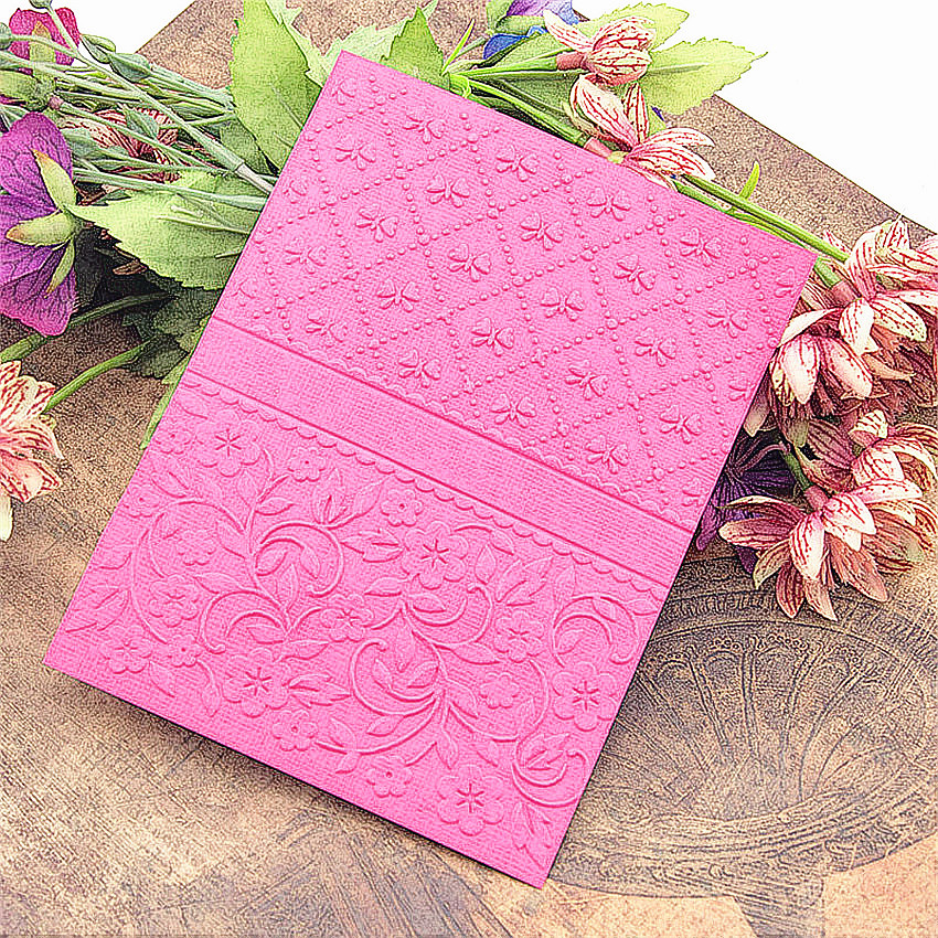HOT Plastic Bell Template Necktie Craft Card Making Paper Card Album Wedding Decoration Embossing Folders