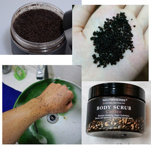 Exfoliating Body Coffee Scrub