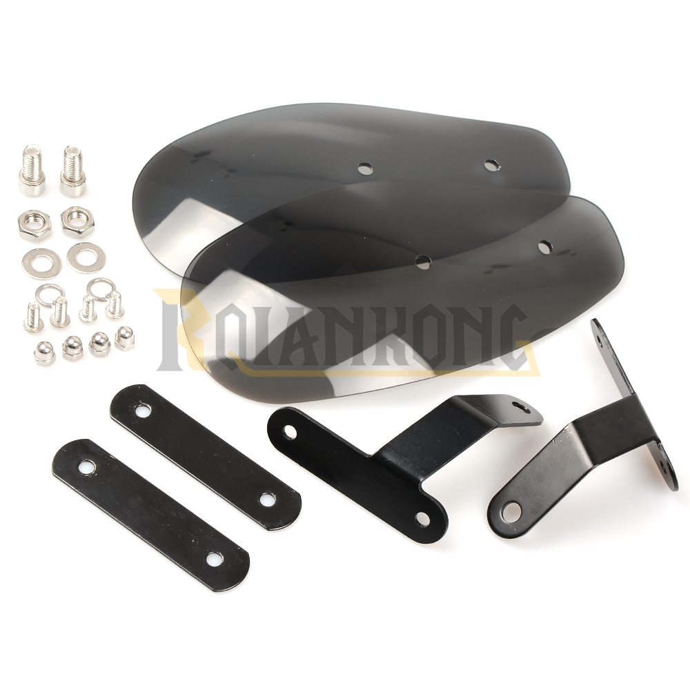 US $26 71 16% OFF|Motorcycle Accessories wind shield handle Brake lever  hand guard for Kawasaki Ninja ZX6 ZX6R ZX7R ZX9R ZX12R ZX14R ZX500R-in  Covers