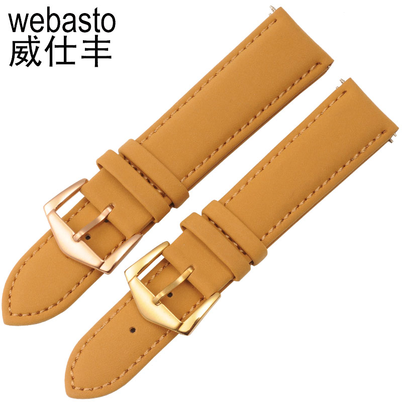 купить Webasto Watch Band For Hamilton Panerai CITIZEN Cow Leather Straps Width 20 22 24mm Buckle Watch Strap Watchbands Free Shipping по цене 3588.91 рублей