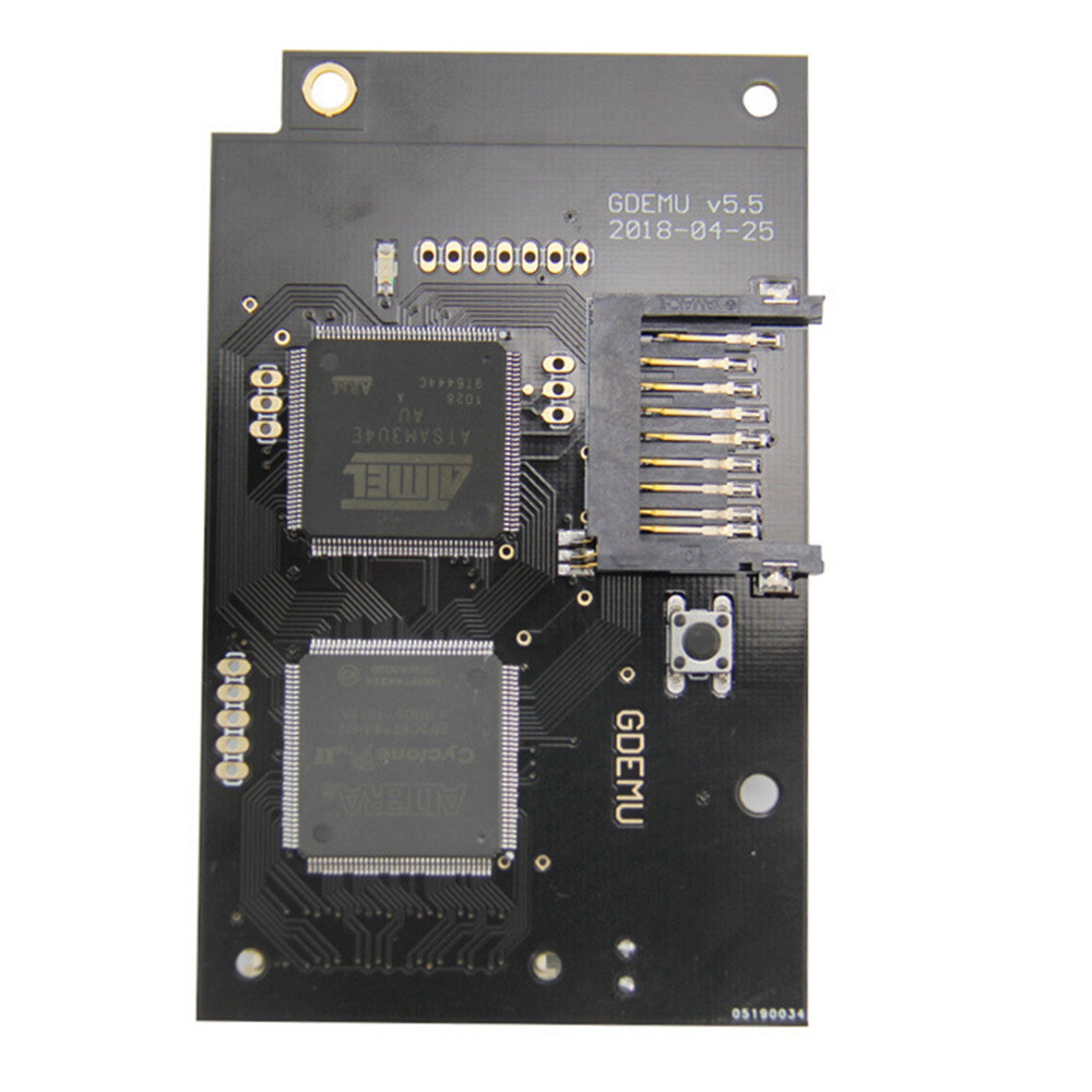 Optical Drive Simulation Board For Dc Game Machine The Second Electronic Circuit 1 Epsp2921 Epsp2922