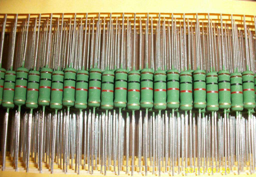 Electrical Equipment & Supplies 100pcs 1/4W 0.25W 1% Metal Film ...