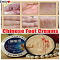 Традиционный китайский отшелушивающий крем-бальзам для сухой кожи пяток