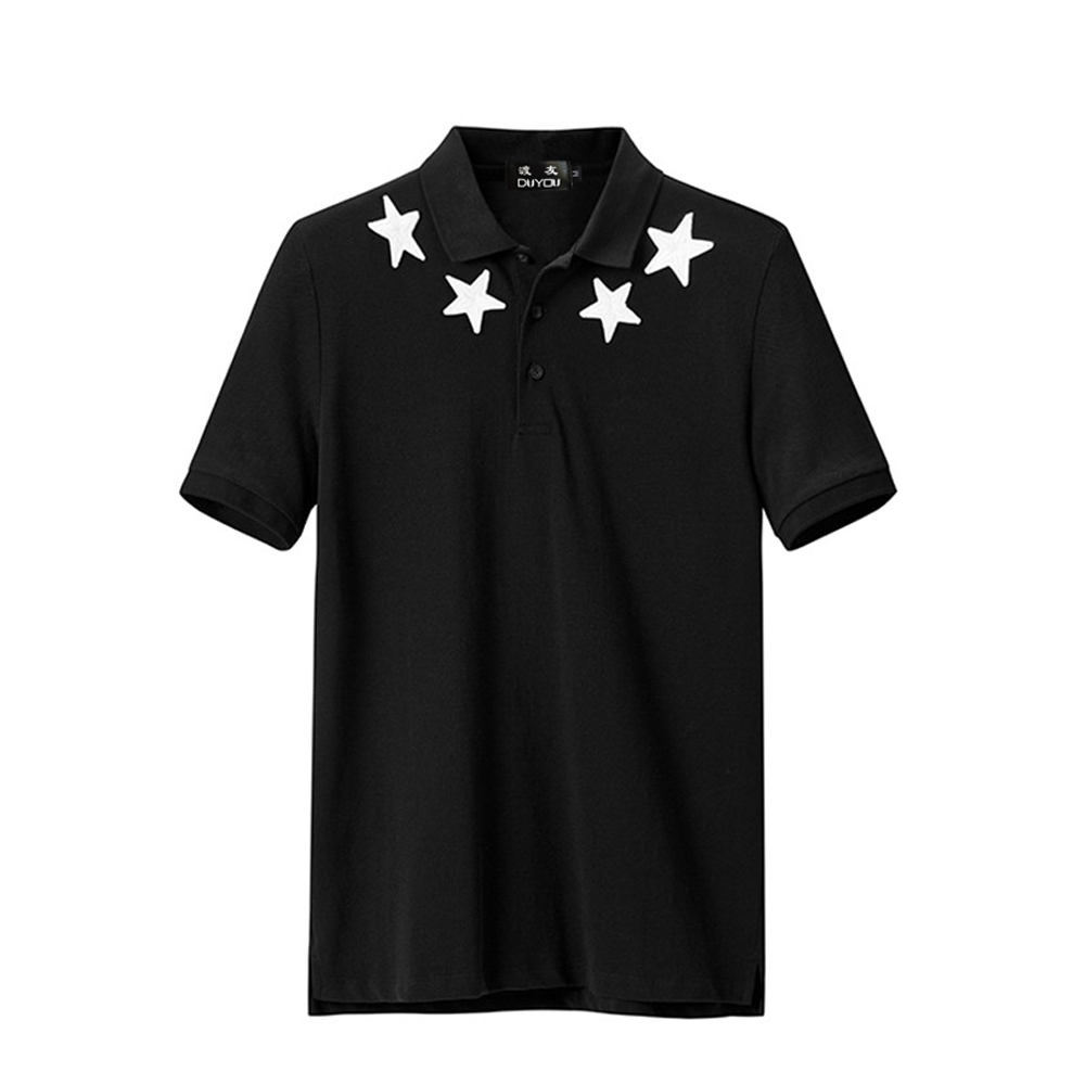 d17c3c33 Polo Shirt Men Embroidery Camisa Masculina Polo Shirts Male
