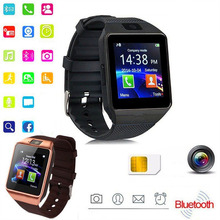 цена Bluetooth Smart Watch Android Smart Watch Smart Watch Call Mobile Smart Watch MS SIM Card TF Camera for IOS Android