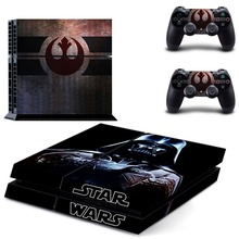 STAR WARS PS4 Skin Decal Sticker For PlayStation4 Console and 2 controller skins