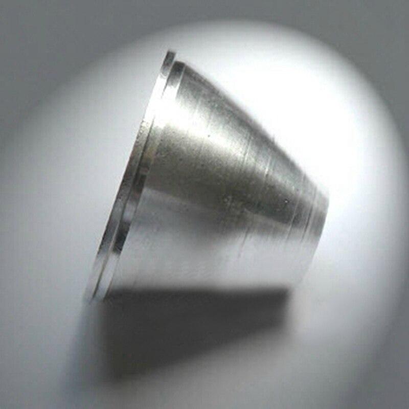 Jiguoor 1pcs LED Flashlight Reflector Cup High Power For C8 XM-L XPL-HI T6 V2 Orange Peel Reflector Highlight Reflector