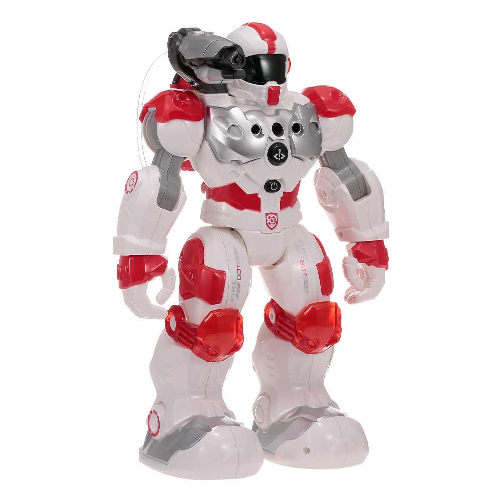 RC игрушки для детей 8088 герой Robocop Интеллектуальный робот программируемый звук жестов музыка танец Детская игрушка