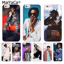 MaiYaCa Playboi Carti Top Detailed Popular soft Phone Cases for Apple iPhone 8 7
