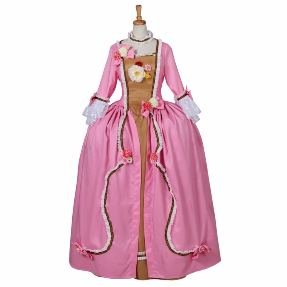 ᐂ18th century Marie Antoinette barroco rococó vestido victoriano ...