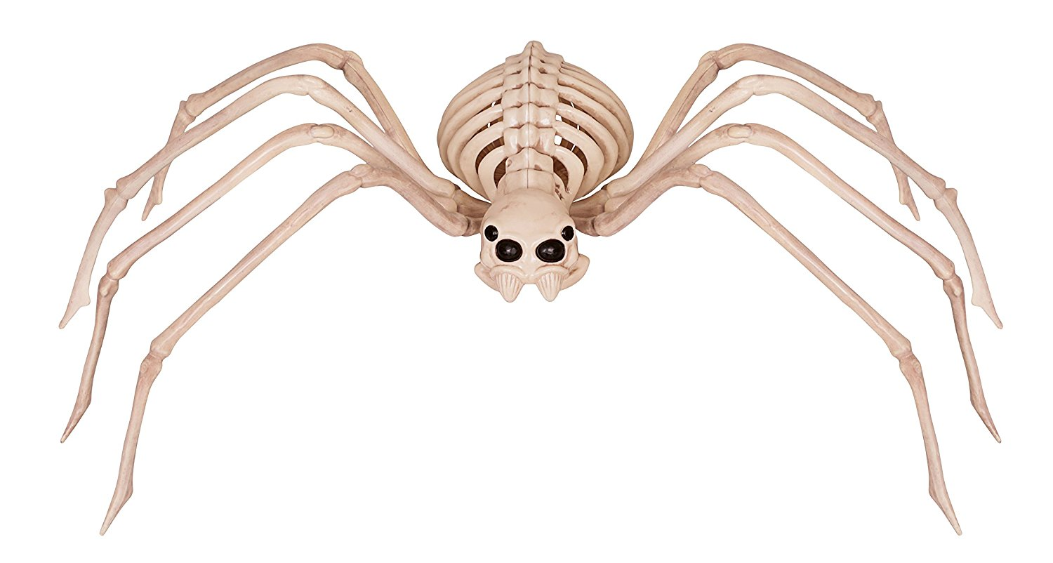 fantasy bone skeleton spider home halloween party decoration in statues sculptures from home garden on aliexpresscom alibaba group