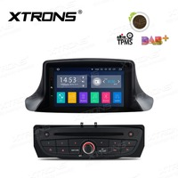 7 Android 8.1 Radio GPS RDS USB WIFI Car DVD Player for Renault Megane 3 III Fluence 2008 2009 2010 2011 2012 2013 2015