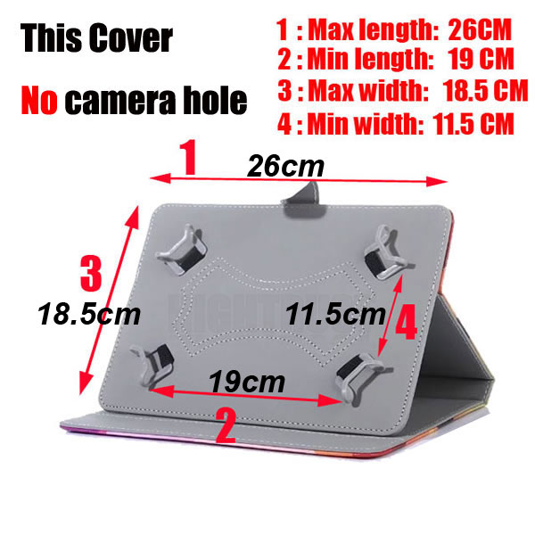 Universal 10 inch case Cover for VOYO Q101 4G / i8 10.1inch 10.1 Tablet Universal Book Cover Case Free Shipping + 2 gifts