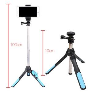 Image 5 - DUSZAKE Palo de Selfie inalámbrico con Bluetooth, trípode para Xiaomi, monopié para teléfono, Mini palo de Selfie, para iPhone y Xiaomi