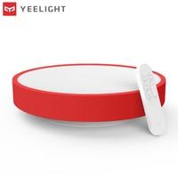 Original XIAOMI YEELIGHT 28W LED Smart Ceiling Light Lamp Remote Mi APP WIFI Bluetooth Control Smart LED Color IP60 Dustproof