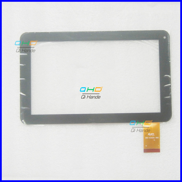 """For 9"""" inch Tablet R93 Allwinner A13 Touch Screen Panel glass Digitizer Sensor MF-358-090f-5 fpc Free Shipping"""