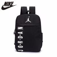 Nike Air Jordan Man Gym Backpack Woman Large Capacity Woamn Sports Training Sports Bag Student Backpack