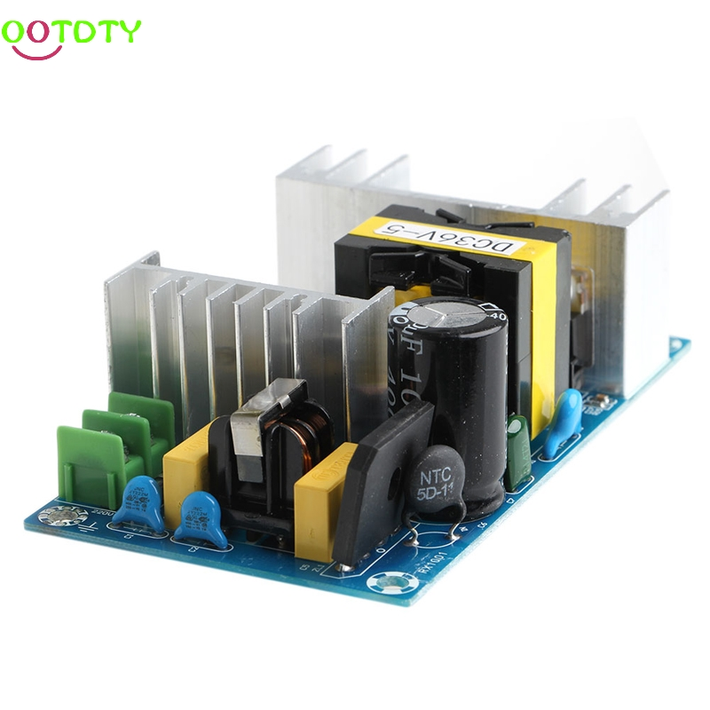 AC Converter 110V 220V DC 36 V MAX 6 5A 180W Regulated Transformer Power Driver 828