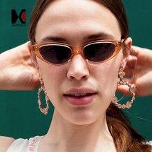 SHAUNA Classic  CatEye Sunglasses Women Spring Summer Styles Candy Colors Retro Men Clear Purple Lens Shades UV400