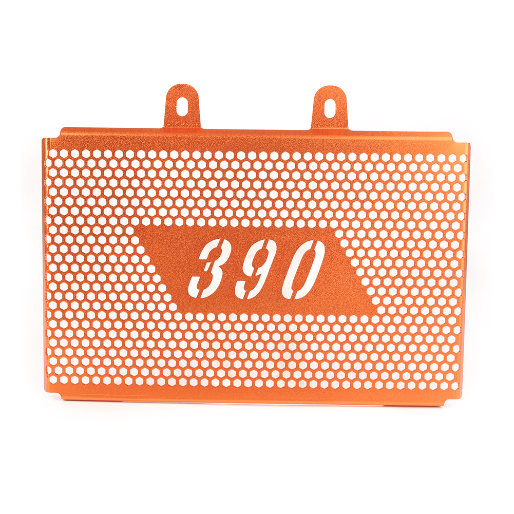Radiator Grille Guard Cover Protector For <font><b>KTM</b></font> <font><b>390</b></font> <font><b>DUKE</b></font> <font><b>2017</b></font> 2018 Motorcycle Accessories image
