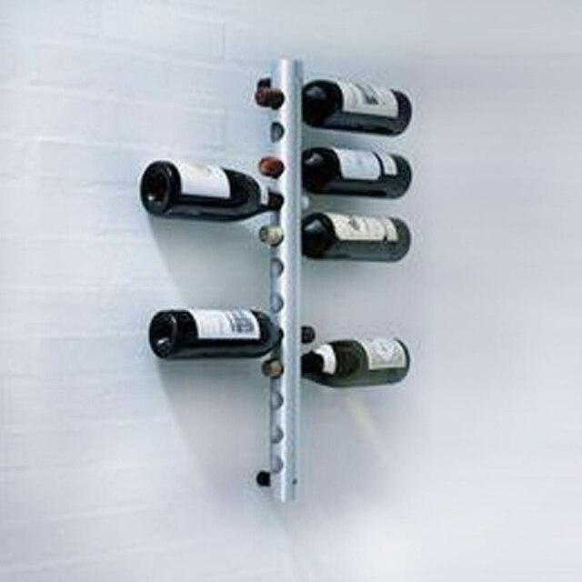 marque nouvelle en acier inoxydable casier vin pratique porte bouteille bar mur mont cuisine