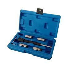 5 pezzo Diesel Injector Sedile Cutter Remover Strumento di Rimozione Kit Per Delphi Bosch BMW Merc CRD PSA Ford Fiat Peugeot SK1083