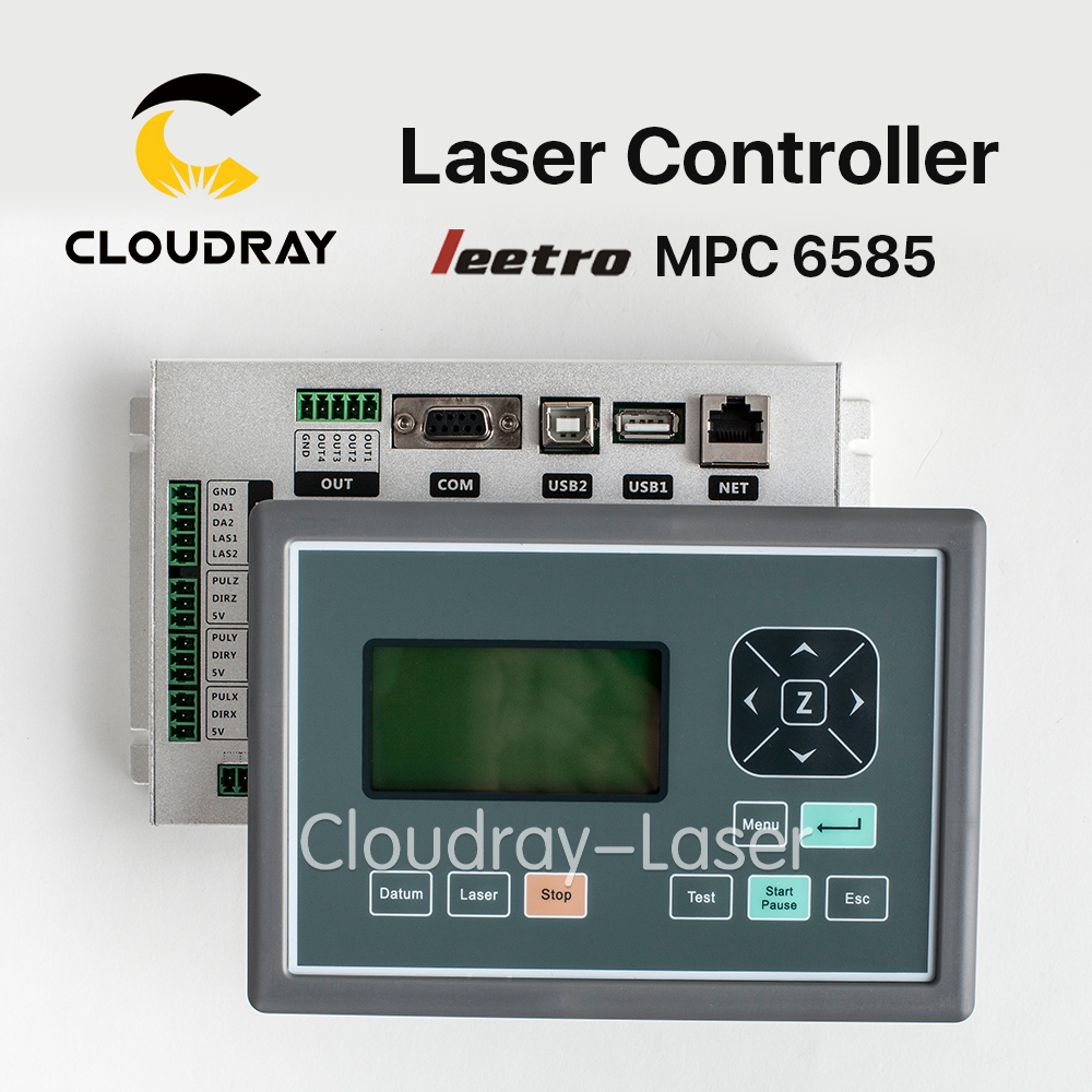 Cloudray Leetro MPC 6585 Co2 Laser DSP Controller for Laser Engraving and Cutting Machine