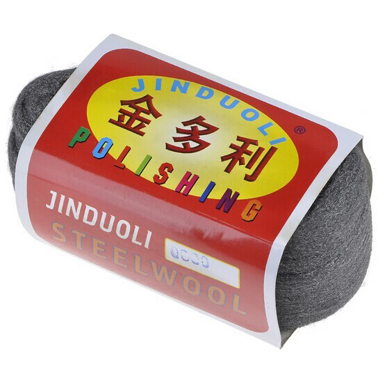 Free Shipping Super Fine Steel Wool 0000# Polishing Cleaning Pad