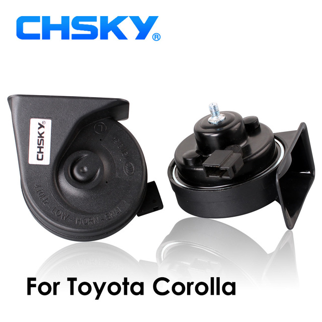 Loud Car Horn >> Chsky Special For Toyota Corolla 2012 Horn 12v Loudness 110 129db