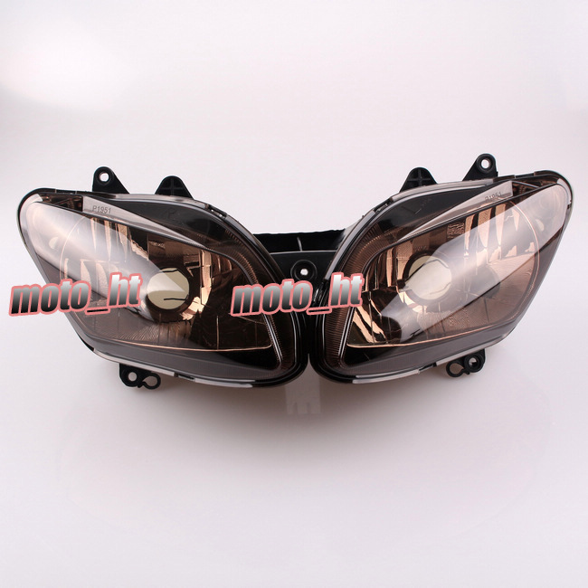Здесь можно купить   Front Headlight Assembly For Yamaha YZF R1 2002-2003 02 03 Head lamp Автомобили и Мотоциклы
