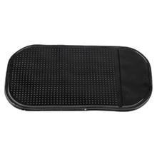 Car Anti-Slip Dash Mat Dashboard Mobile Hoder Black Car Dashboard Accessories Mat for IPhone Pad Universal Multi Car-styling