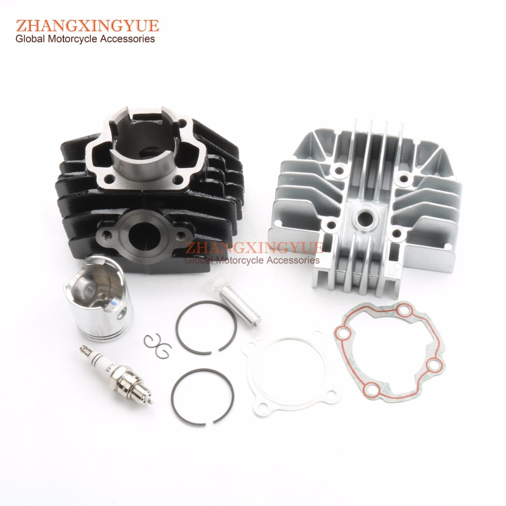 Detail Feedback Questions about 47mm cylinder kit for Yamaha PW80