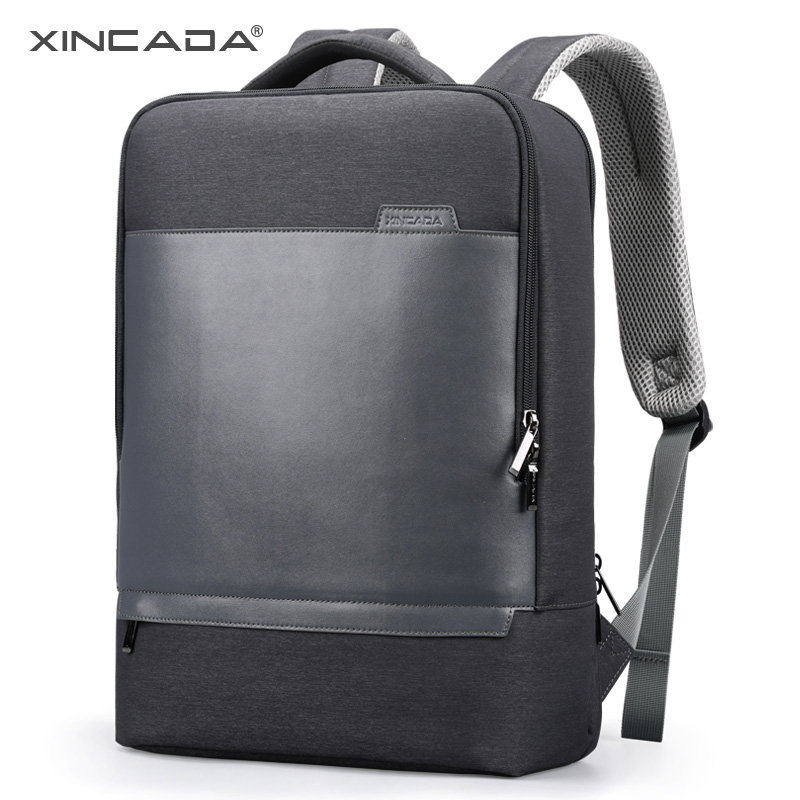 XINCADA Laptop Backpack Anti Theft Backpack Back Pack Business School Bookbag Mens Backpacks xincada men backpack vintage canvas backpack rucksack laptop travel backpacks school back pack shoulder bag bookbag