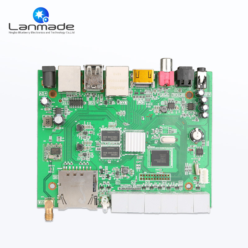 UHD H.265 Android 4K pcba assembly pcb circuit boards buy uhd monitor