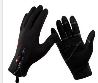 2016 New outdoor Keep warm Windproof Sports font b Gloves b font long finger font b