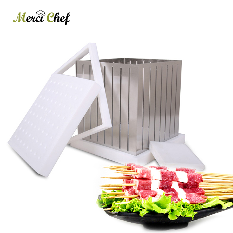 ITOP Kabob Maker Brochette Express kabob skewers spiedini shish kebab pincho arrosticini maker for 64 skewers Meat Grinders 1pc hot sale 100%quality guaranteed doner kebab slicer two blades electrical kebab knife kebab shawarma gyros cutter