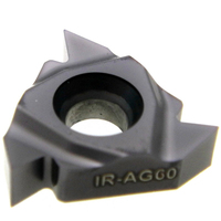 MZG 22IRN60 ZP10 CNC Internal Stainless Steel Turning Threading Tools Holder Thread Carbide Inserts