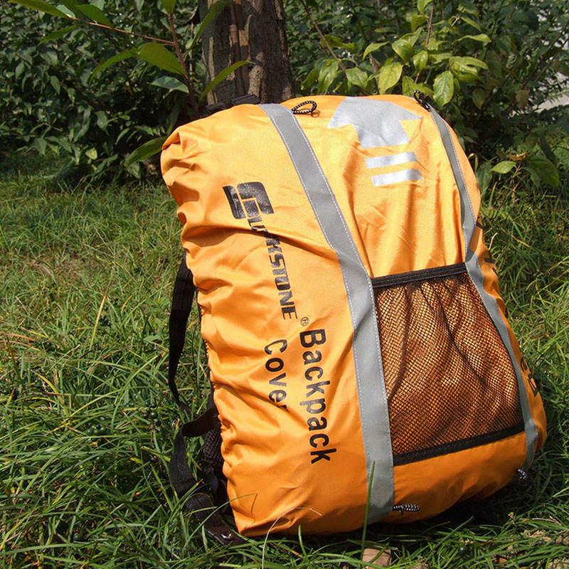 1990ba201d4f LUCKSTONE Backpack Rain Covers Bags For Travel Camping Climbing Waterproof  Reflective Bag Cover Outdoor Travel Accessories -in Climbing Bags from  Sports ...