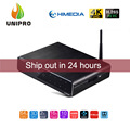 "Himedia Q10 Pro Hi3798CV200 4K HDR 2G/16G TV BOX 802.11AC WIFI 1000M LAN Dolby DTS-HD 3.5"" SATA HDD Bluetooth Media Player"