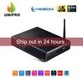 "Himedia q10 pro hdr hi3798cv200 4 k 2g/16g tv box dolby 802.11ac wifi 1000 m lan dts-hd 3.5 ""SATA HDD Reproductor Multimedia Bluetooth"