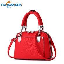 Chuwanglin Fashion leather women s handbags Litchi shoulder bag Simple  bolsa feminine Messenger bag crossbody bags for 2f95228f7b798