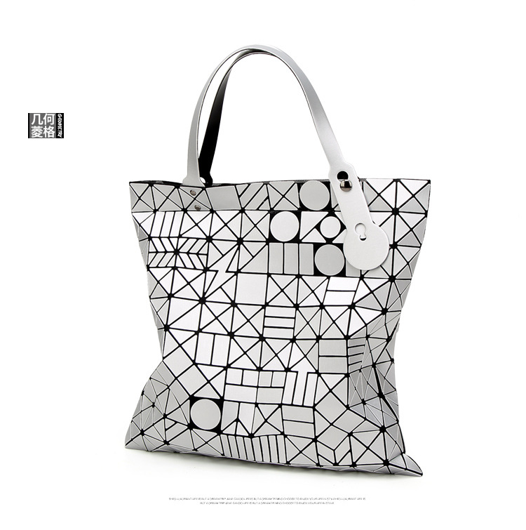 Big European Women Hand Bag tote Geometric large baobao Bag Luxury Brand High Quality geometry bao bao Handbag Bags Designer 11
