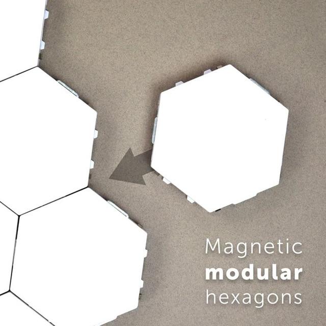 Modular Magnetic Lights