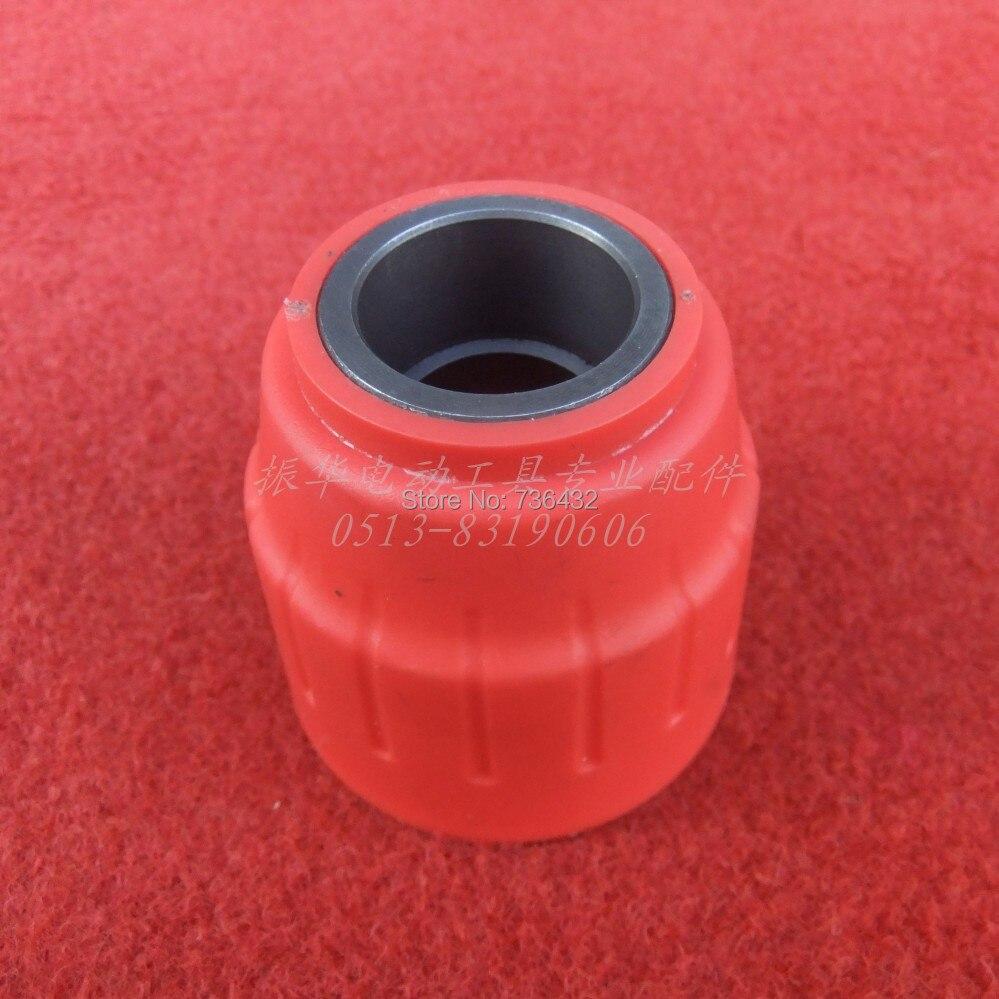 Wholsaler 26mm durable electric hammer plate set steel ball rack component elastic sleeve 238B / sliding bush / sliding sleeve