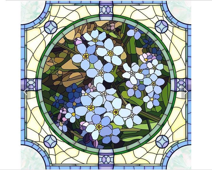 3d Fototapete Benutzerdefinierte Decke Tapete Wandmalereien Europa Typ Stil Von Glas Wandbilder Wohnzimmer